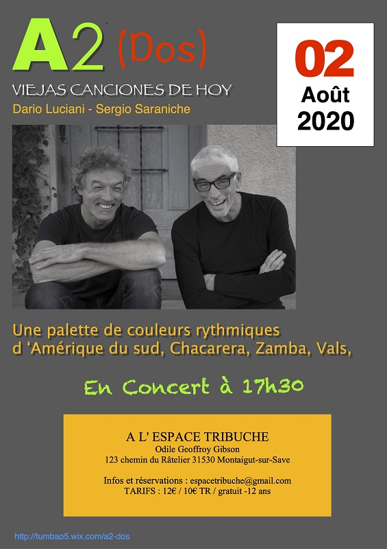 CONCERT, MONTAIGUT-SUR-SAVE