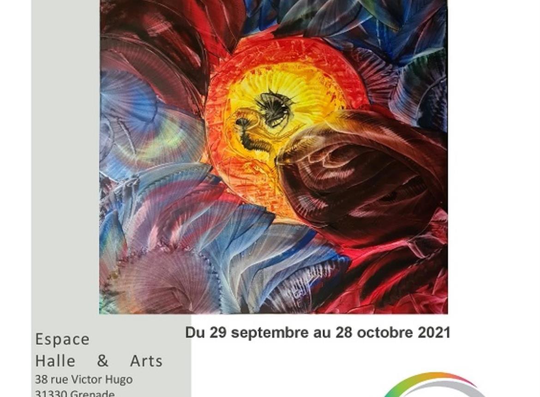 Affiche Annie Cauret Oct. 2021