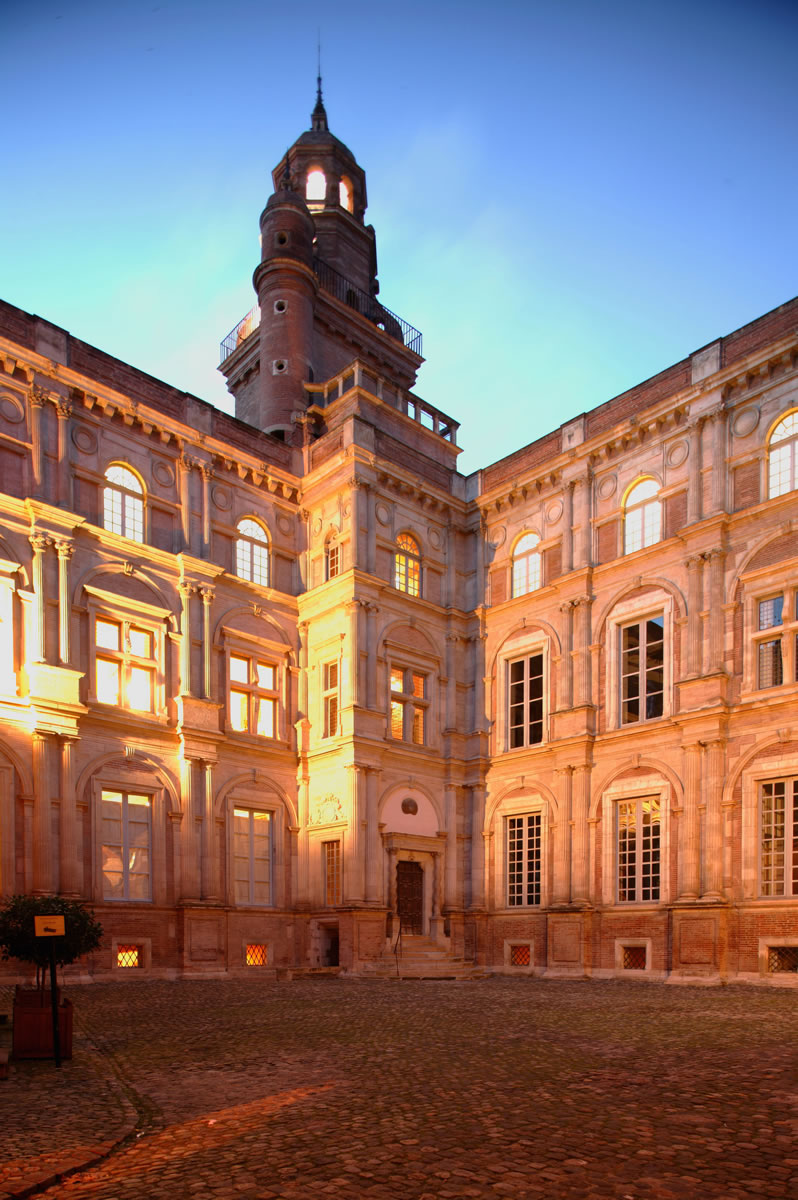 Hotel d 39 assezat toulouse historical sites and monuments for Sites hotel
