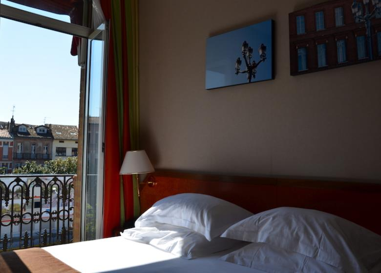 Hotel Best Western Toulouse centre