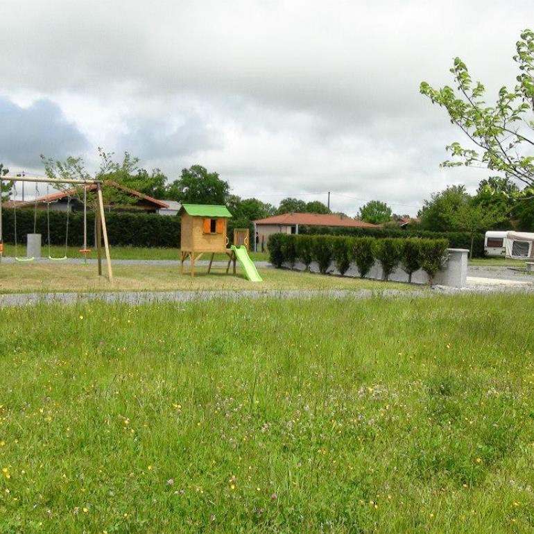 Camping baptistou - Franquevielle - Campagne