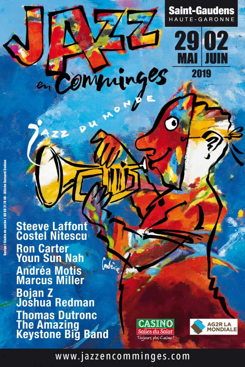 ©Festival Jazz en Comminges 2019 ©Festival Jazz en Comminges 2019