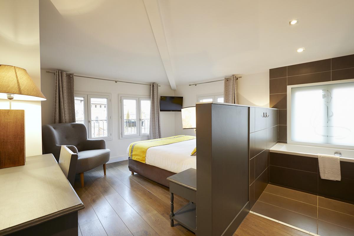 hotel saint sernin toulouse hotels. Black Bedroom Furniture Sets. Home Design Ideas
