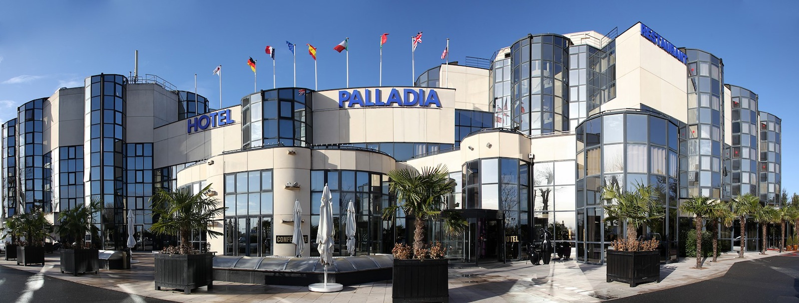 Palladia toulouse h tel restaurant for Hotels toulouse