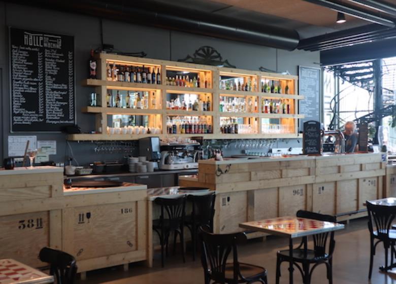 Restaurant Le Minotaure café