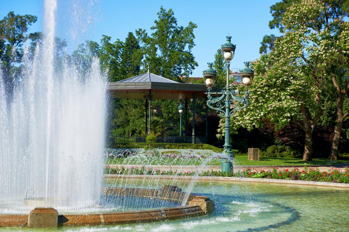 JARDIN DU GRAND ROND | TOULOUSE | Parc et jardin