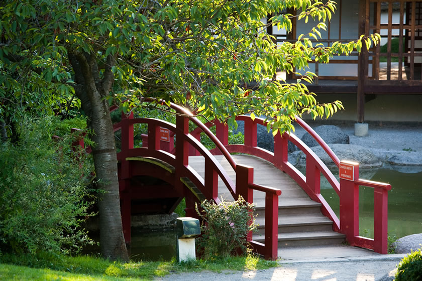 Japanese Garden Toulouse Park And Garden