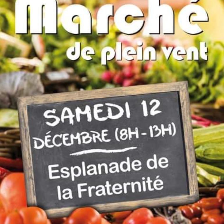 Marché de Nailloux