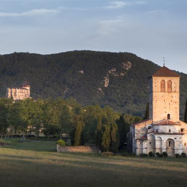LE SITE DE SAINT-BERTRAND-DE-COMMINGES/VALCABRERE