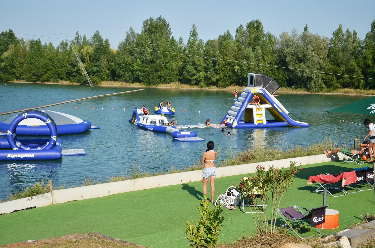 Source wake park CARBONNE