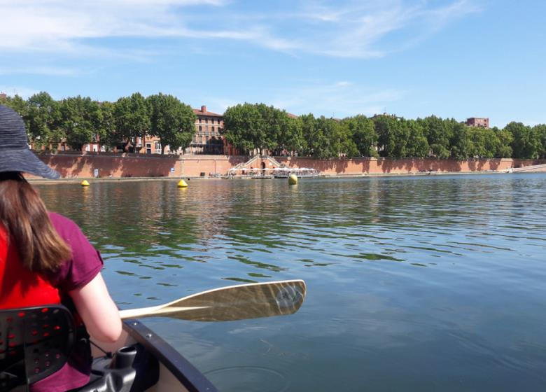 balade-commentée-guidée-canoe-toulouse