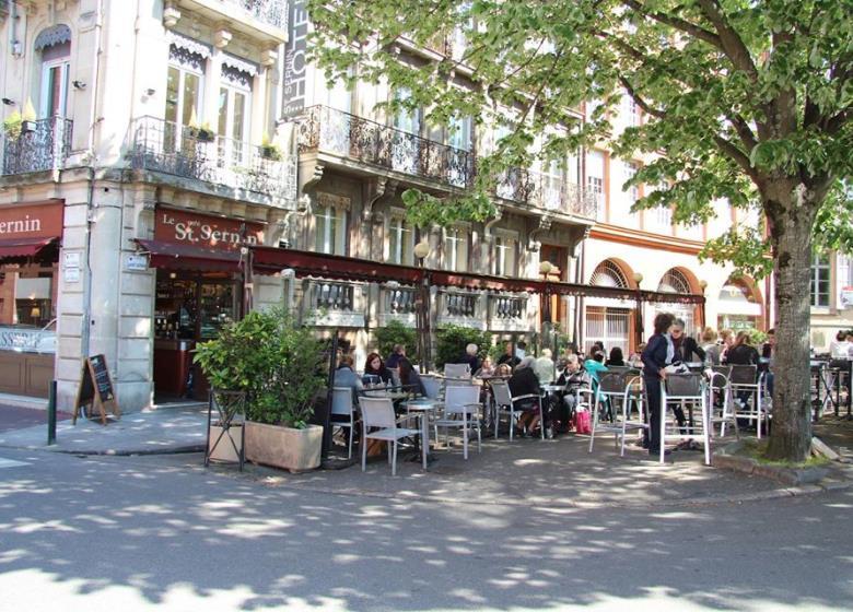 Cafe st sernin