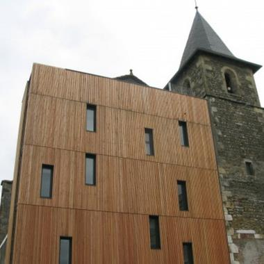 CENTRE D'ART CONTEMPORAIN CHAPELLE SAINT-JACQUES