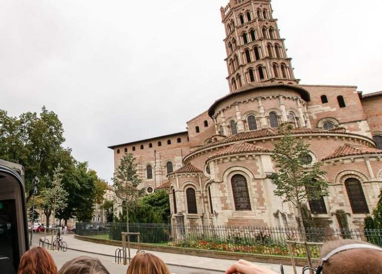 city tour toulouse voyages duclos