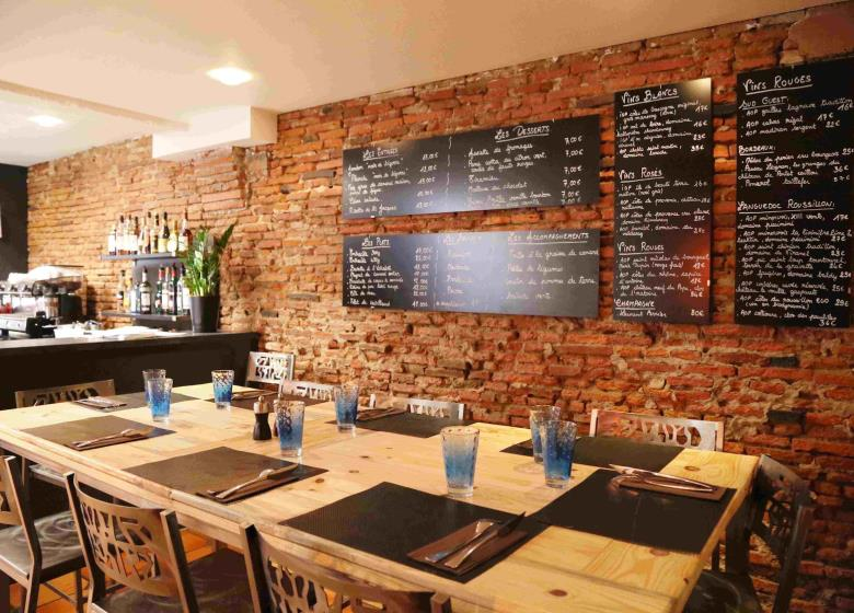 Restaurant L'Atelier 65