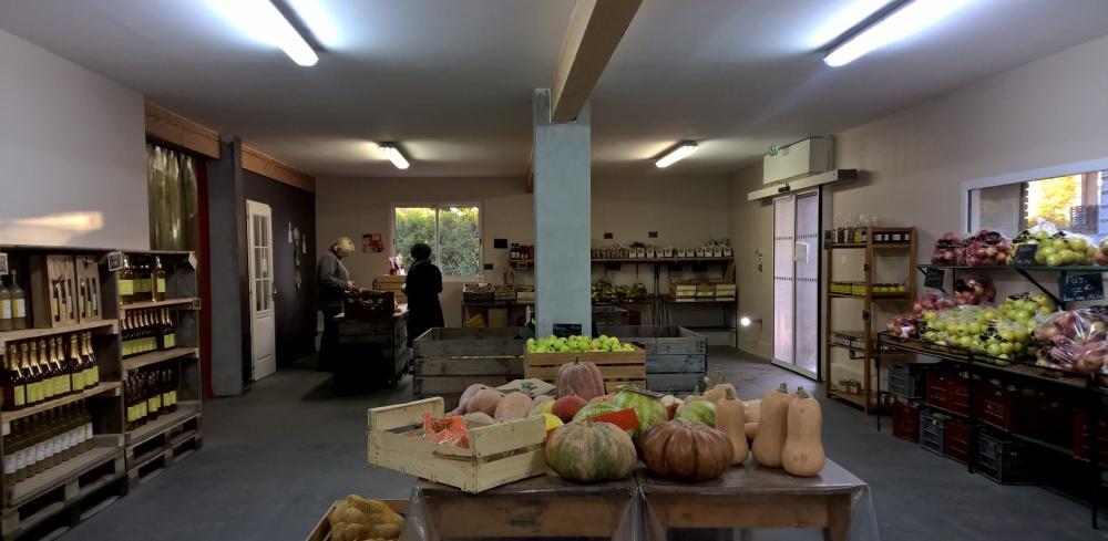 DOMAINE DE LA FAUGADE, MERVILLE