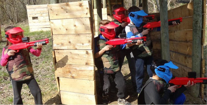 PAINTBALL 31, SAINT-CEZERT