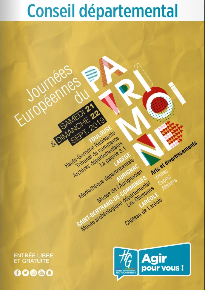 JOURNEE EUROPEENNES DU PATRIMOINE AU CHÂTEAU DE LARÉOLE, LAREOLE