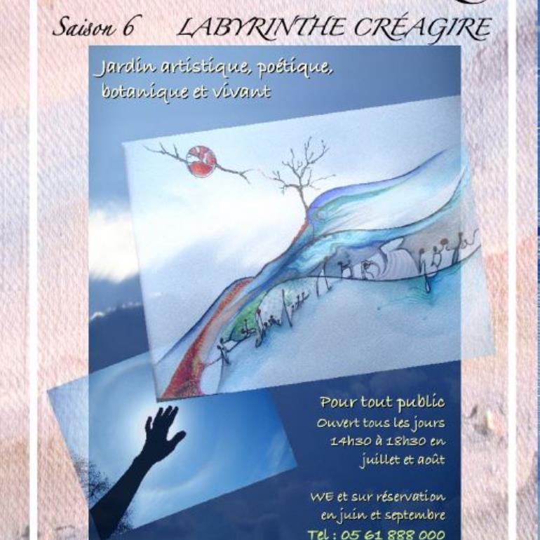 labyrinthe SENGOUAGNET
