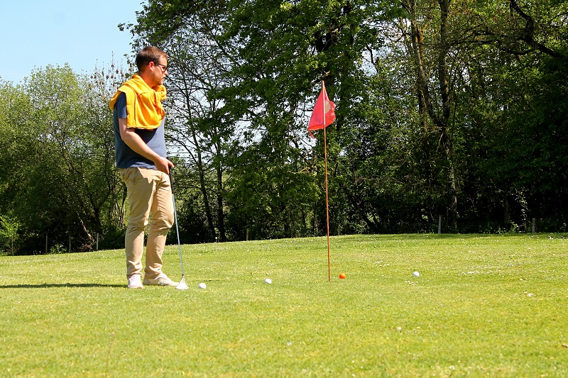 SWIN-GOLF LES TAILLADES, LE GRES