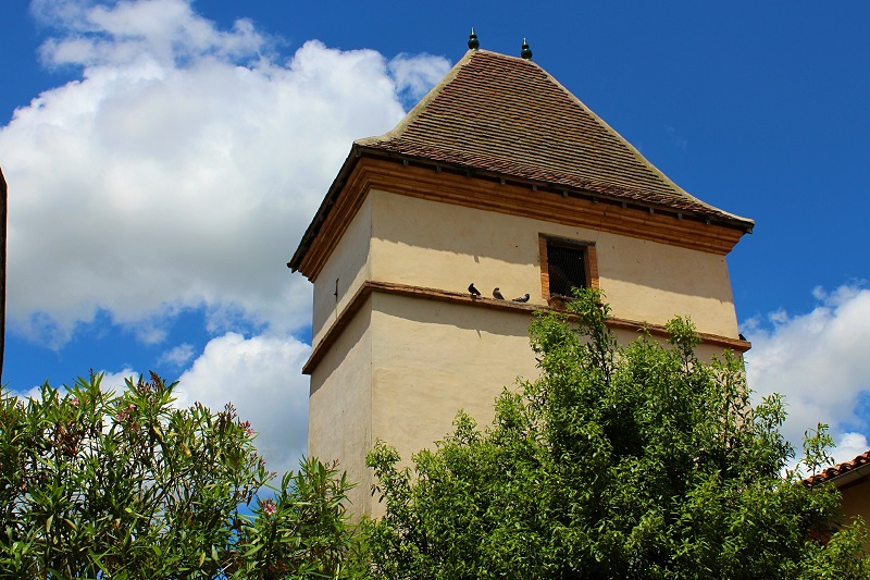 THE TOURIST OFFICE DOVECOTE, GRENADE