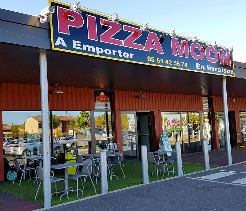 PIZZA MOON, MERVILLE