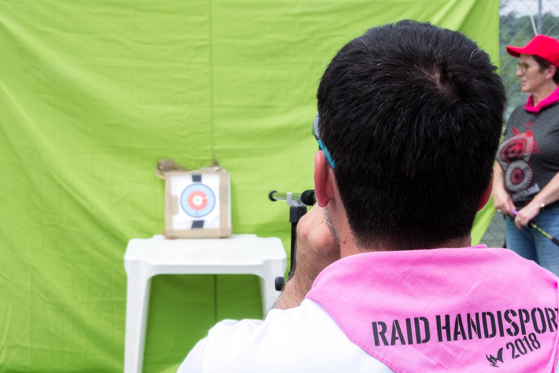 RAID HANDISPORT 31, MONTAIGUT-SUR-SAVE
