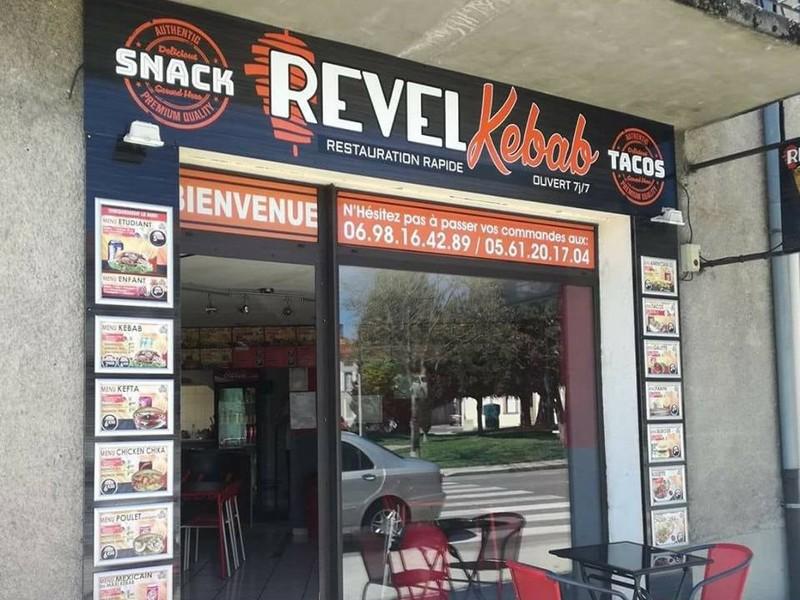 revel kebab