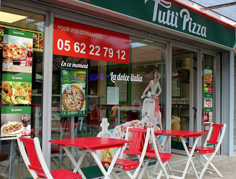TUTTI PIZZA, GRENADE